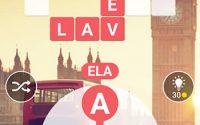 Kelime Gezmece Cevapları London Eye